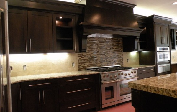 Trail of Woods<br>Custom Cabinets