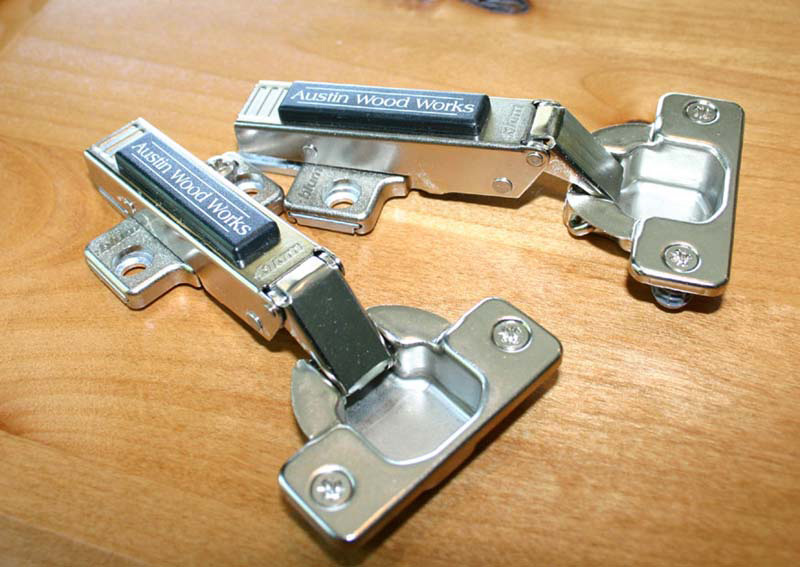 Replacement Hinges<br /> Full Access