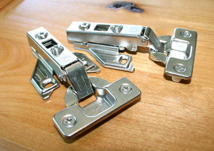 Replacement Hinges<br /> Standard Frame